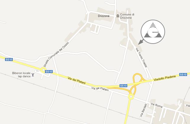 Via Trento Trieste 2, 26034 Drizzona (CR)