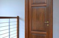 Porta massiccia Mod. MD900 nocino