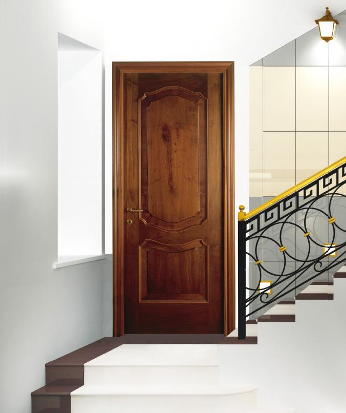 Porta tamburata mod nb angelo contini falegnameria cremona - Porta tamburata ...