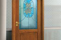 Porta listellare Mod. NDRR-V azzurro
