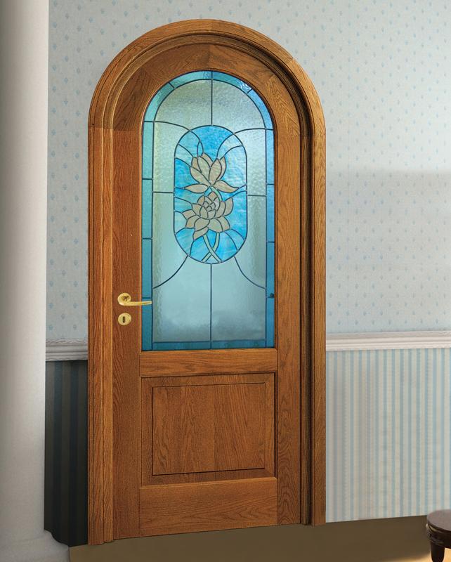 Porte ad arco mc98 pineglen - Porte interne ad arco ...
