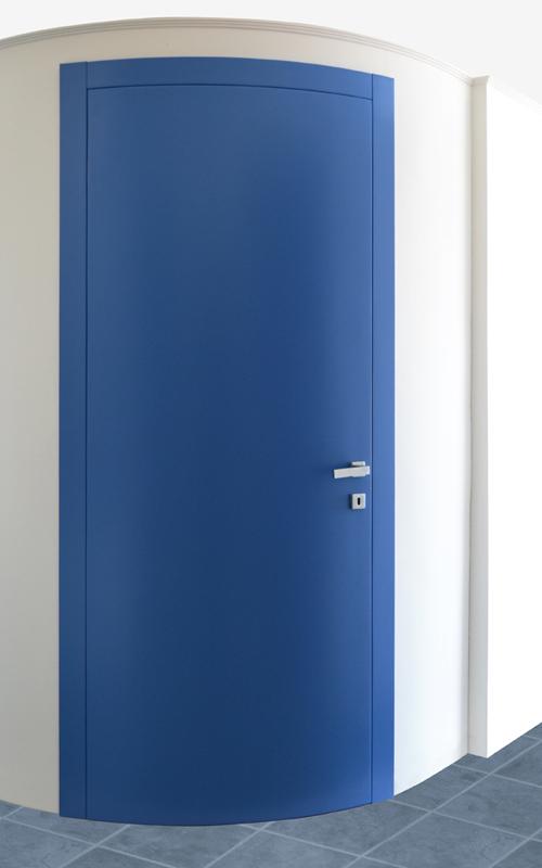 Porta tamburata laccata arquata mod cs arquata angelo - Porta tamburata ...