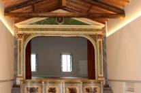 Ricostruzione teatro parrocchiale di Canneto sull'Oglio