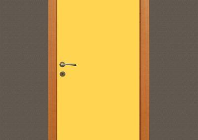 Porta tamburata Mod laminata (variante 2)